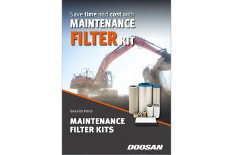 Doosan 500HR;FILTER MAINTENANCE KIT 0