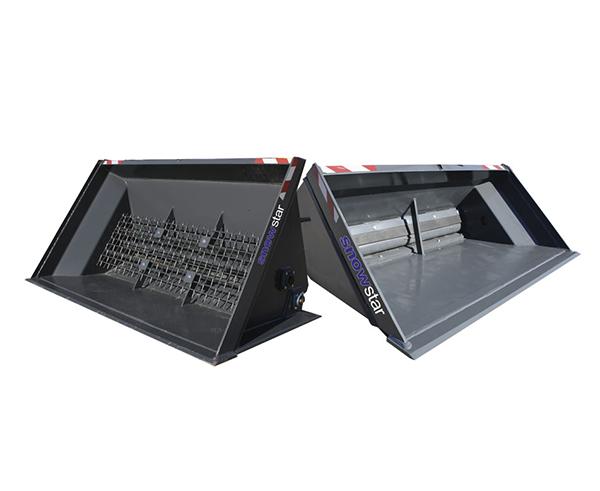 Snowstar Hiekoituskauha HK600M 600L