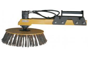 RF-System Lakaisuharja / ruohon harjaukseen 1600mm / 900mm