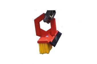 RF-System Harja pyöröliitännällä tiltin pihteihin 1600mm 170kg