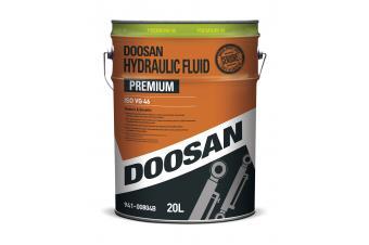 Doosan OIL,HYDRAULIC;PREMIUM(4000HR)VG46 (20L)