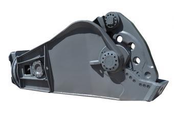 Demarec DRS45A Nokkaleikkuri pyörittäjällä 25-50t
