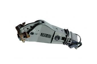 Demarec DRS60A Nokkaleikkuri pyörittäjällä 32-65t