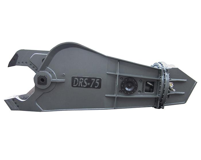 Demarec DRS75A Nokkaleikkuri pyörittäjällä 40-80t