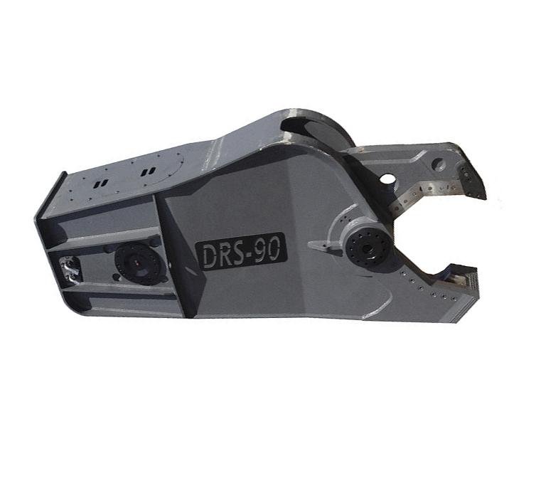 Demarec DRS90A Nokkaleikkuri pyörittäjällä 50-100t