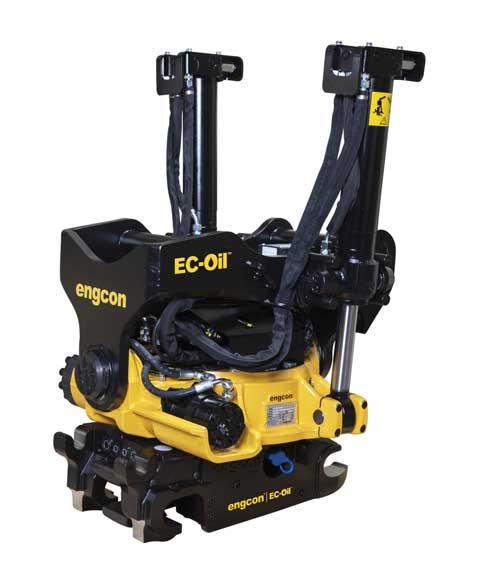 Engcon EC219-QSD60/DX140/