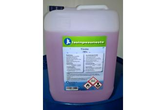 JL-Tuotteet LASINPESUNESTE -70°C - 7 X 25L RAHTIVAPAASTI