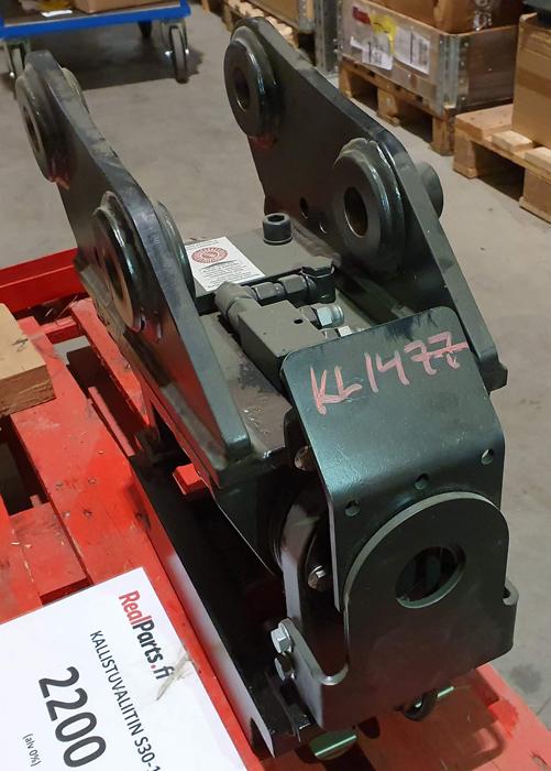 Kinshofer KALLISTUVA LIITIN S30/180