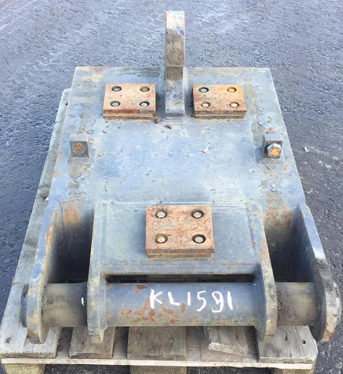 Muu valmistaja ISKUVASARAN KIINNIKELEVY NTP40 0