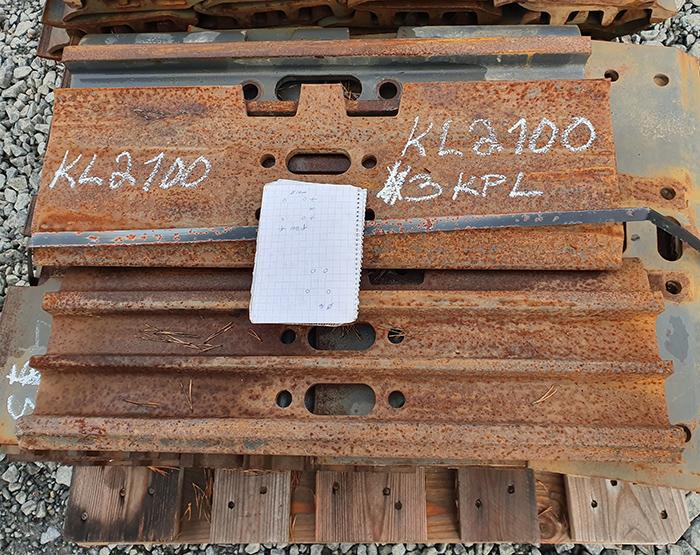 Muu valmistaja TELALAPUT 600MM X 3 KPL