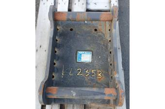 MEP Steel ISKUVASARAN KIINNIKELEVY S70 0