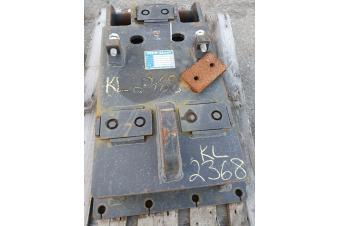 MEP Steel BRETEC L20C ISKUVASARAN KIINNIKELEVY NTP10 0