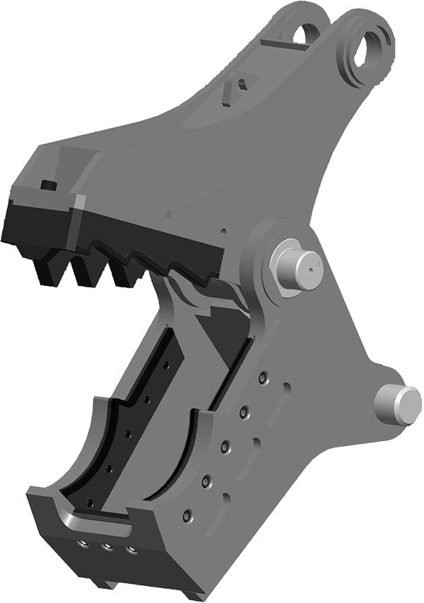 Demarec MQP60-Y Vaihtoleukapulveroitsijan U-leuka / Universal
