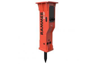 Rammer R12P HYDRAULIVASARA / ISKUVASARA
