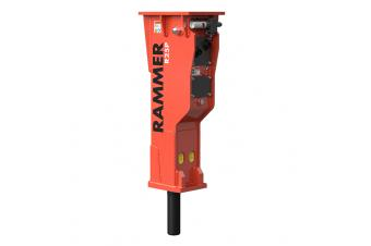 Rammer R25P HYDRAULIVASARA / ISKUVASARA