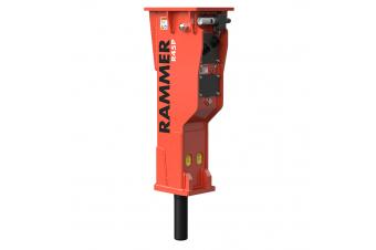 Rammer R45P HYDRAULIVASARA / ISKUVASARA