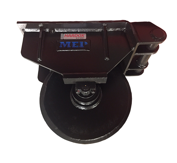 MEP Steel ASFALTTILEIKKURI NTP20/30 600MM