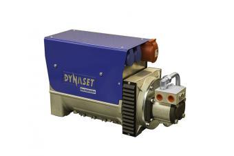 Dynaset HG10E HYDRAULIGENERAATTORI 10kVA - 230/400V