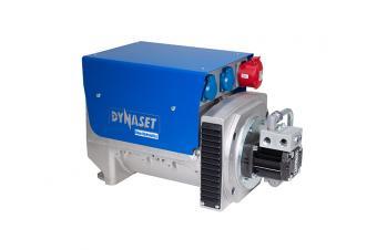 Dynaset HG12F HYDRAULIGENERAATTORI 12kVA - 230/400V