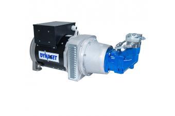 Dynaset HG30I HYDRAULIGENERAATTORI 30kVA - 230/400V - 420 bar