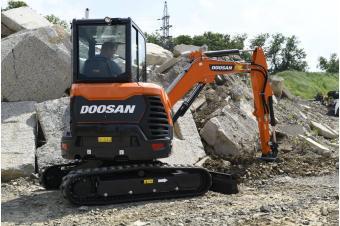 Doosan DX35Z