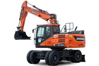 Doosan DX160W-5 Artic