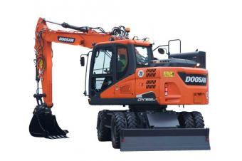 Doosan DX165W-5 Artic