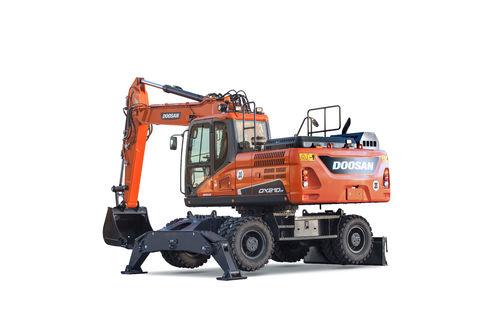 Doosan DX210W-5