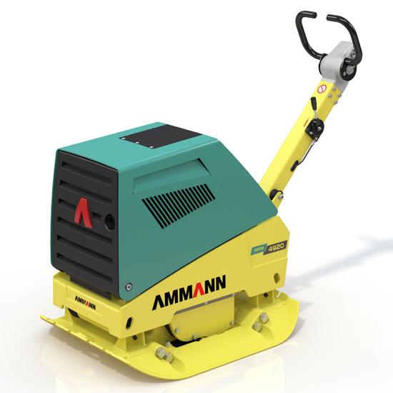 Ammann APR 4920 D  750 mm