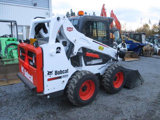 Bobcat Urakointi M.Kyllästisen uusi Bobcat S590