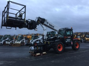 Koneurakointi Imberg Oy:n uusi Bobcat T40180 -kurottaja