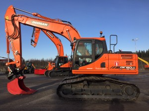 Viikari yhtiöiden uusi DX 180 HLC-3