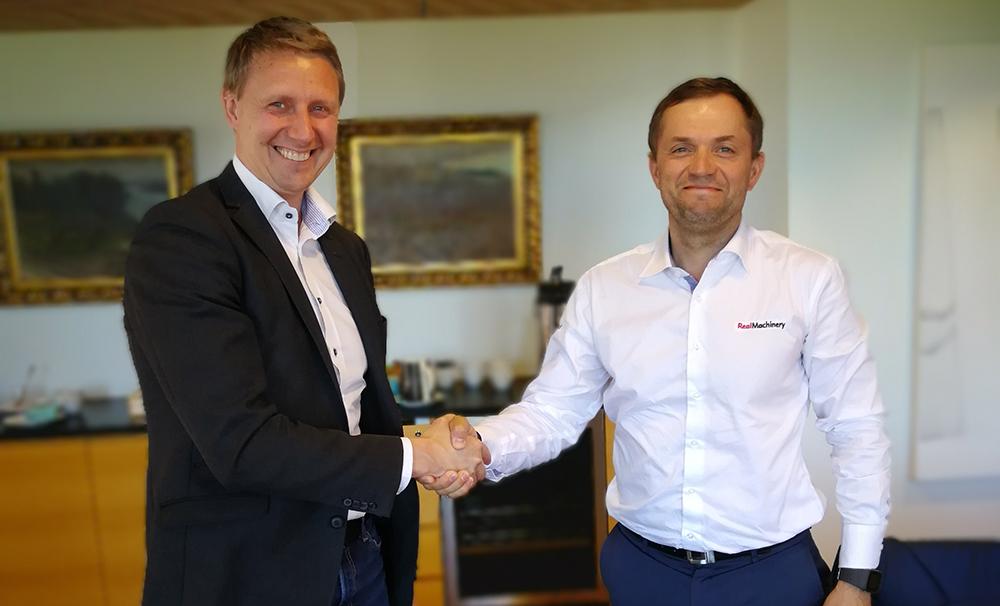CapMan Growth Equity sijoittaa valtakunnalliseen RealMachinery konetaloon