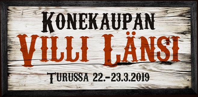 Tervetuloa Konekaupan Villiin Länteen!